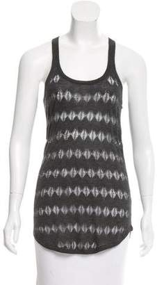 Robert Rodriguez Wool Sleeveless Top