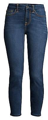 7 For All Mankind Jen7 by Women's Ankle Skinny Jeans