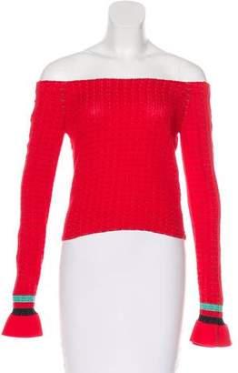 3.1 Phillip Lim Bell Sleeve Sweater