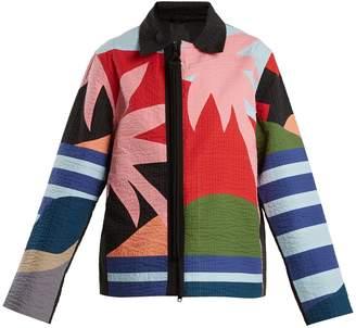 Craig Green Paradise Desert Island cotton jacket
