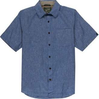 Woolrich Mainroad Eco Rich Modern Shirt - Short-Sleeve - Men's
