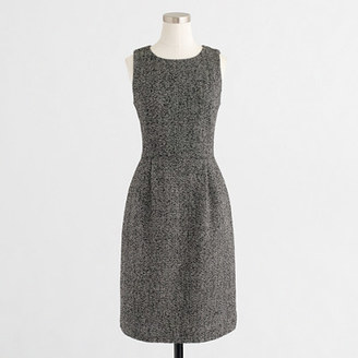Pleated tweed dress $108 thestylecure.com