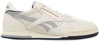 Reebok White Leather Shoes For Men - ShopStyle Australia 4bbd69224