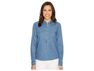 Joe's Jeans Vic Long Sleeve Women's Clothing