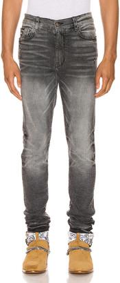 Amiri Stack Jean in Vintage Grey | FWRD