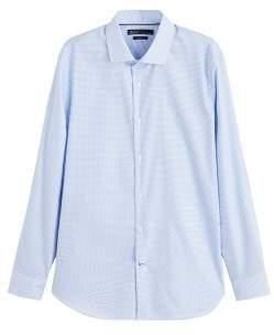 Mango man MANGO MAN Slim-fit gingham check shirt