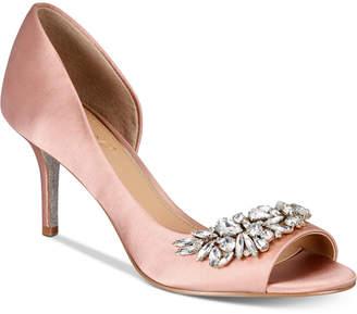 Badgley Mischka Melvina Evening Sandals Women's Shoes