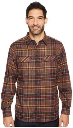 Woolrich Hiker's Trail Flannel Shirt II Men's Long Sleeve Button Up
