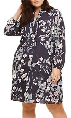 b1d1b2a464ee5 Studio 8 Kim Printed Dress, Grey Multi