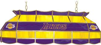 "Kohl's Los Angeles Lakers 40"" Tiffany-Style Lamp"