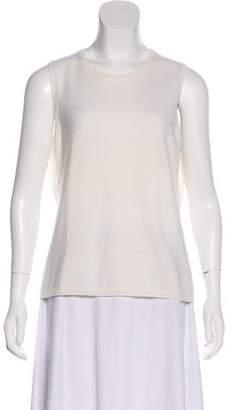 Malo Cashmere Sleeveless Sweater