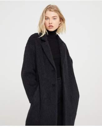 AG Jeans The Locklyn Coat - True Black