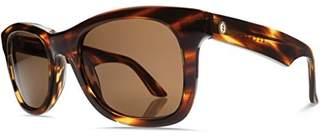 Electric Visual Detroit XL Tortoise/OHM Bronze Sunglasses