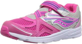 Saucony Girl's Baby Ride 9 Shoes