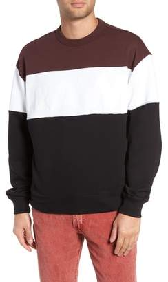 G Star Libe Core Colorblock Sweatshirt