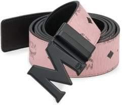 MCM Logo Belt