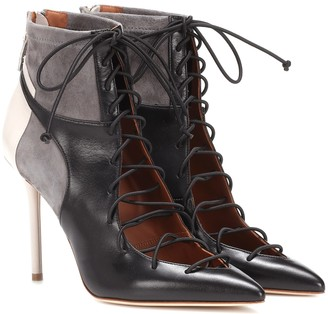 Malone Souliers Montana 100 leather ankle boots
