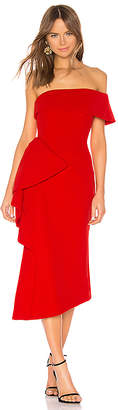 Elliatt Hydrangea Dress