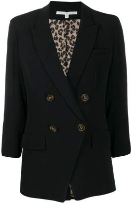 Veronica Beard double breasted blazer