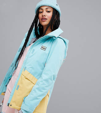 Billabong (ビラボン) - Billabong Kayla ski jacket in blue