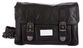 Balenciaga Balenciaga Leather Besace Messenger Bag