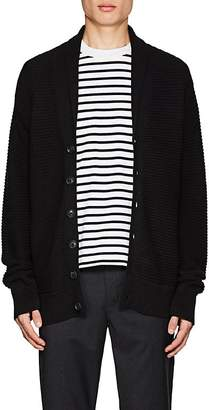 Barneys New York Men's Cotton-Blend Shawl Cardigan