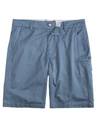 """Fox Men's Essex Standard Fit 22"""" Twill Short"""