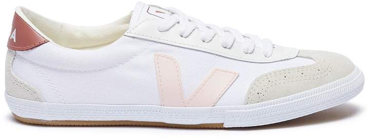 Veja Volley' organic canvas sneakers