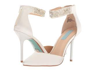 Betsey Johnson Blue by Kali