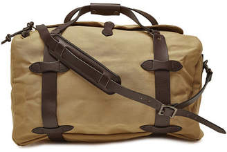 Filson Duffle Medium Bag with Leather