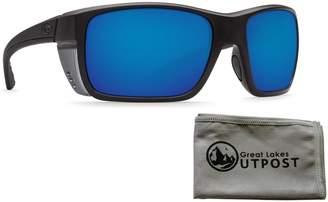 Costa del Mar Costa de Mar Rooster Blue Mirror 580P Sunglasses w/Cloth