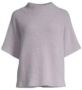 Peserico Ribbed Funnelneck Sweater