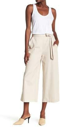 Blend of America CAD Front Tie Linen Pants