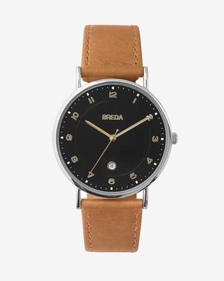 Express Breda Light Brown Pei Watch