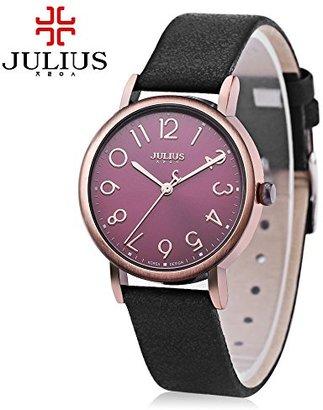 1c932a9e88 Julius (ユリウス) - JULIUSレディース腕時計 アラビア数字文字盤 エレガント レジャー クラシック風