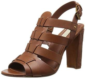 Lauren Ralph Lauren Women's Kalie Platform Dress Sandal