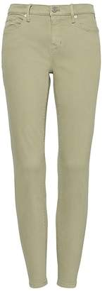 Banana Republic Skinny Color Wash Ankle Jean