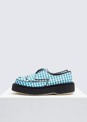 Adieu Exclusive Gingham Oxford