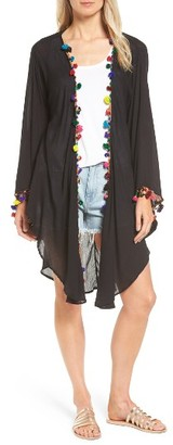 Women's Betsey Johnson Spring Fling Kimono $54 thestylecure.com