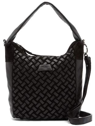 Liebeskind Berlin Bedford Woven Hobo Bag