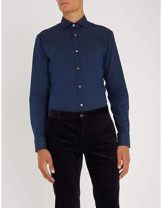 Tiger of Sweden Farrell slim-fit cotton shirt