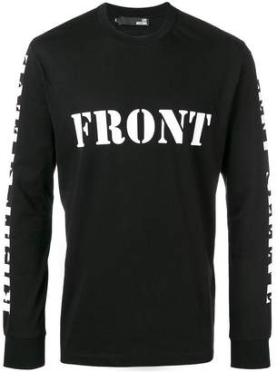 Love Moschino Front jumper