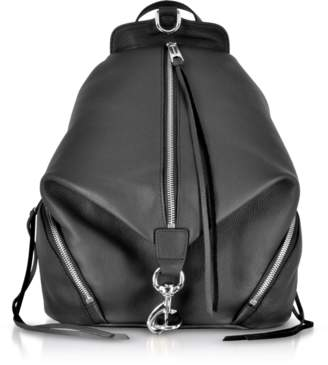 Rebecca Minkoff Balck Leather Julian Backpack