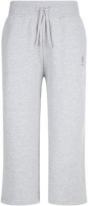 Reebok Straight Leg Cropped Sweatpants