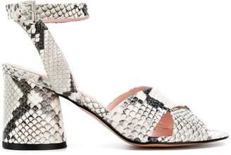 Anna F. classic open-toe sandals