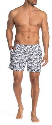 Slate & Stone Tropical Printed Board Shorts