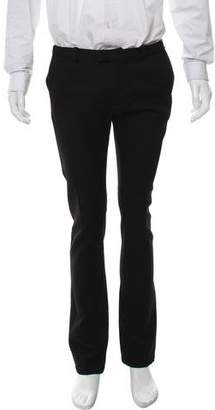 CNC Costume National Flat Front Dress Pants