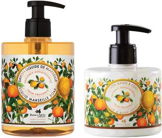 Panier Des Sens Soothing Provencal Liquid Soap and Hand & Body Lotion