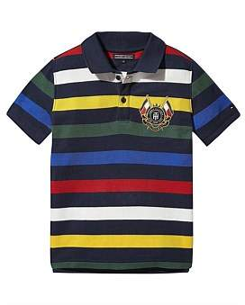 Tommy Hilfiger Essential Striped Polo S/S
