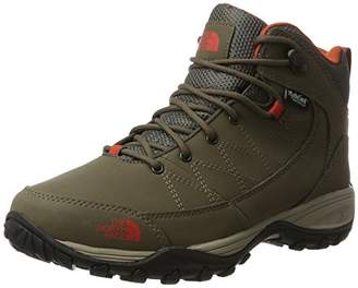 The North Face Women's W Storm Strike Wp Ankle Boots, Multicoloured (Weimaraner Brown/Zion Orange N5B)